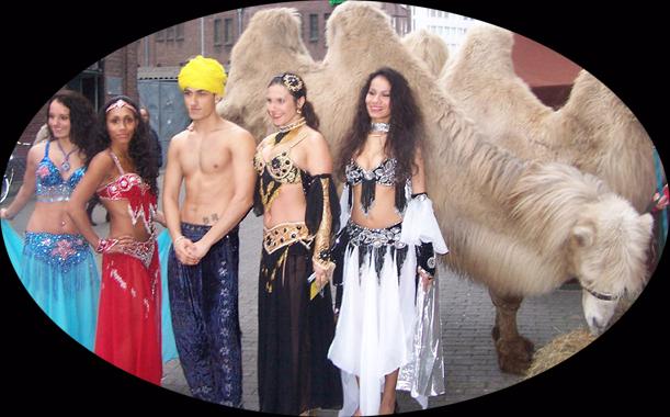arabisch themafeest